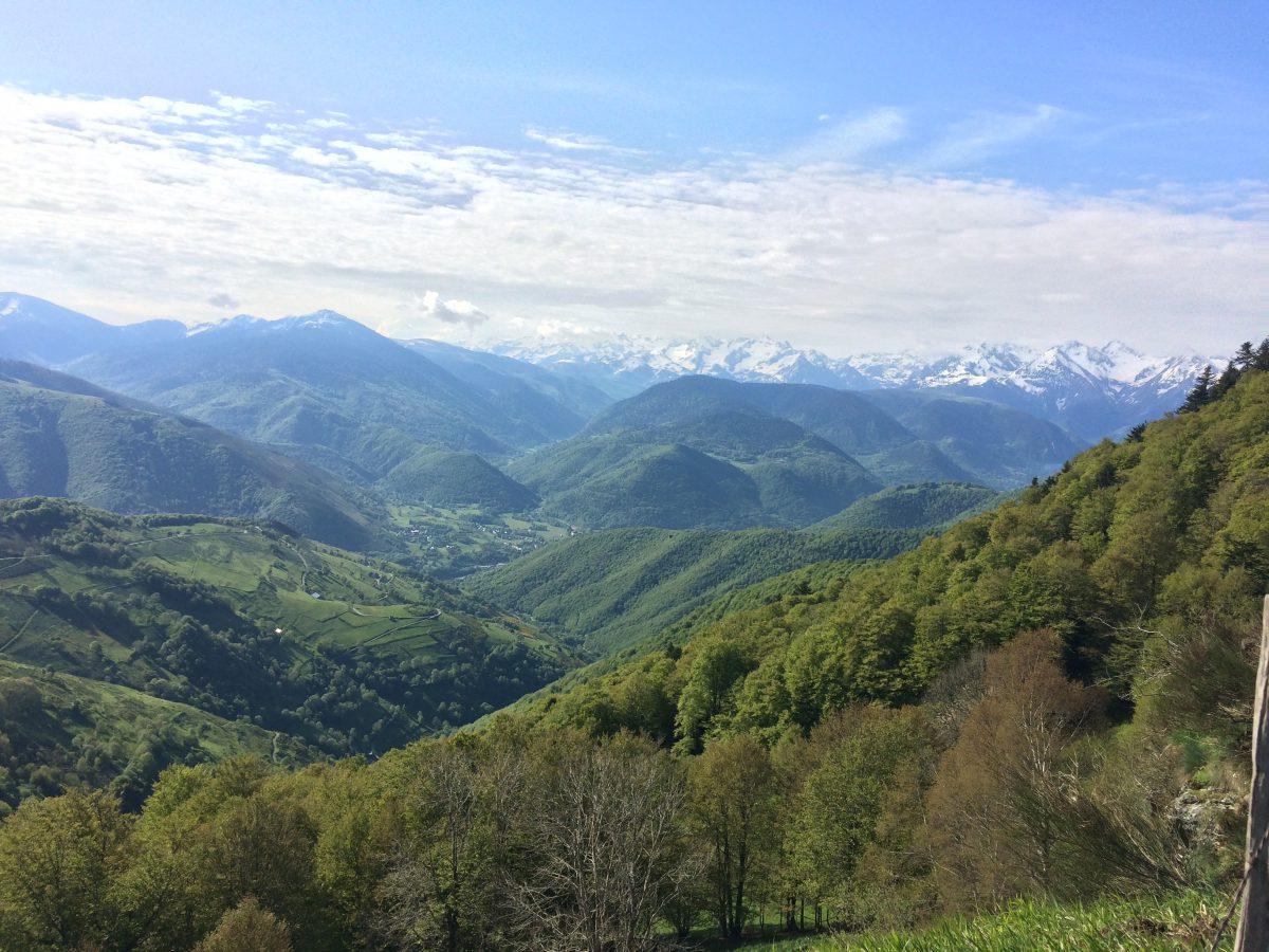 Auf Traumstraßen durch die Pyrenäen 1