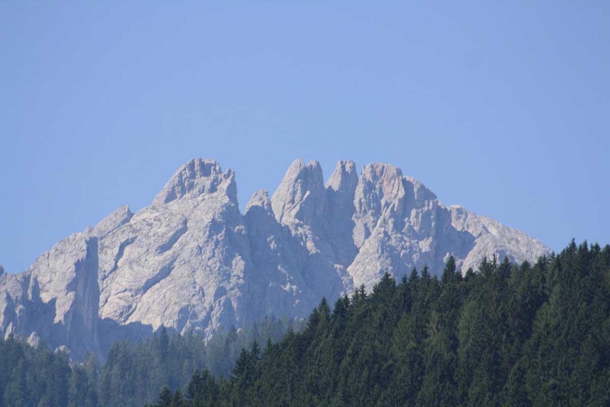 Der Dolomitenradweg - Das fliegende Klassenzimmer