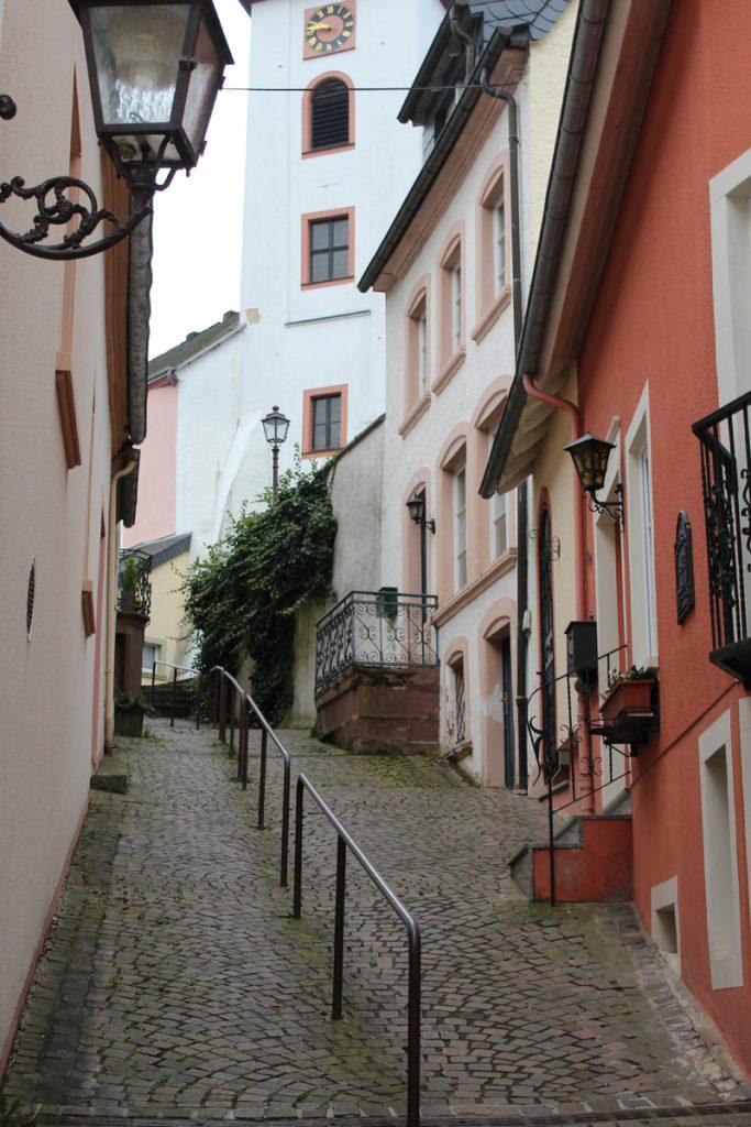 Straße in Neuerburg