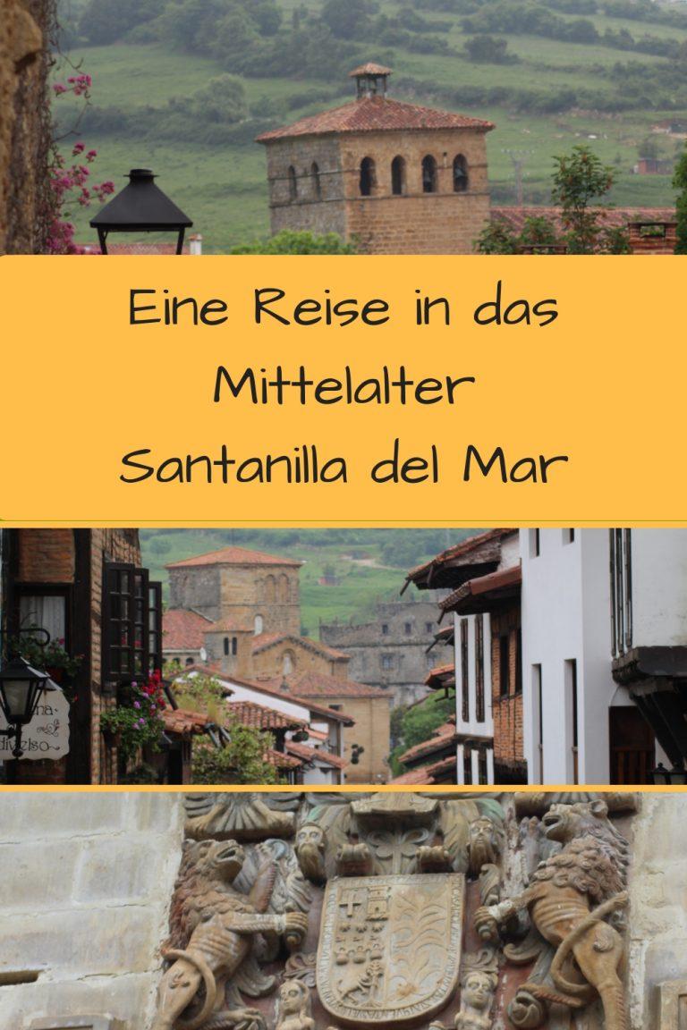 Santtillana del Mar – Eine Reise in das Mittelalter