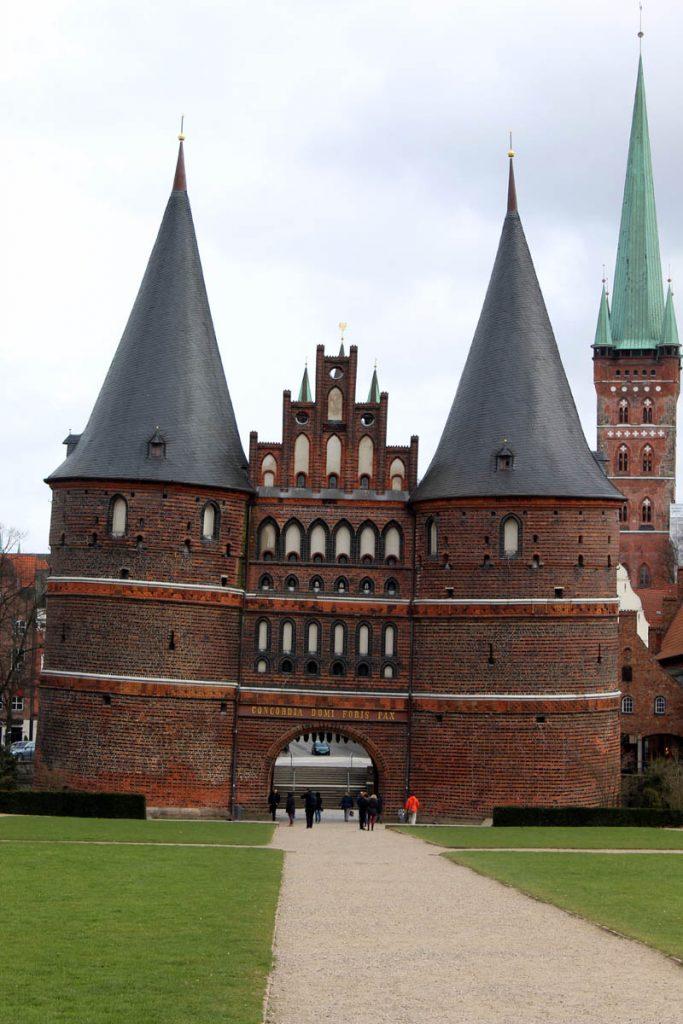 Lübeck Holstentor