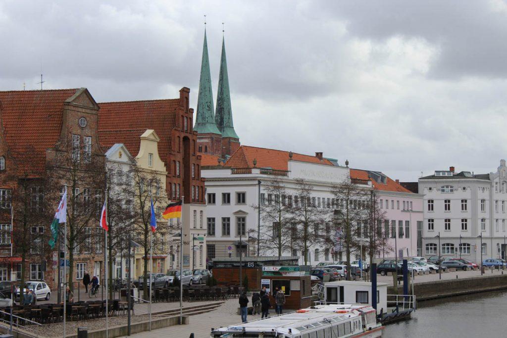 Lübeck Stadtansicht 2
