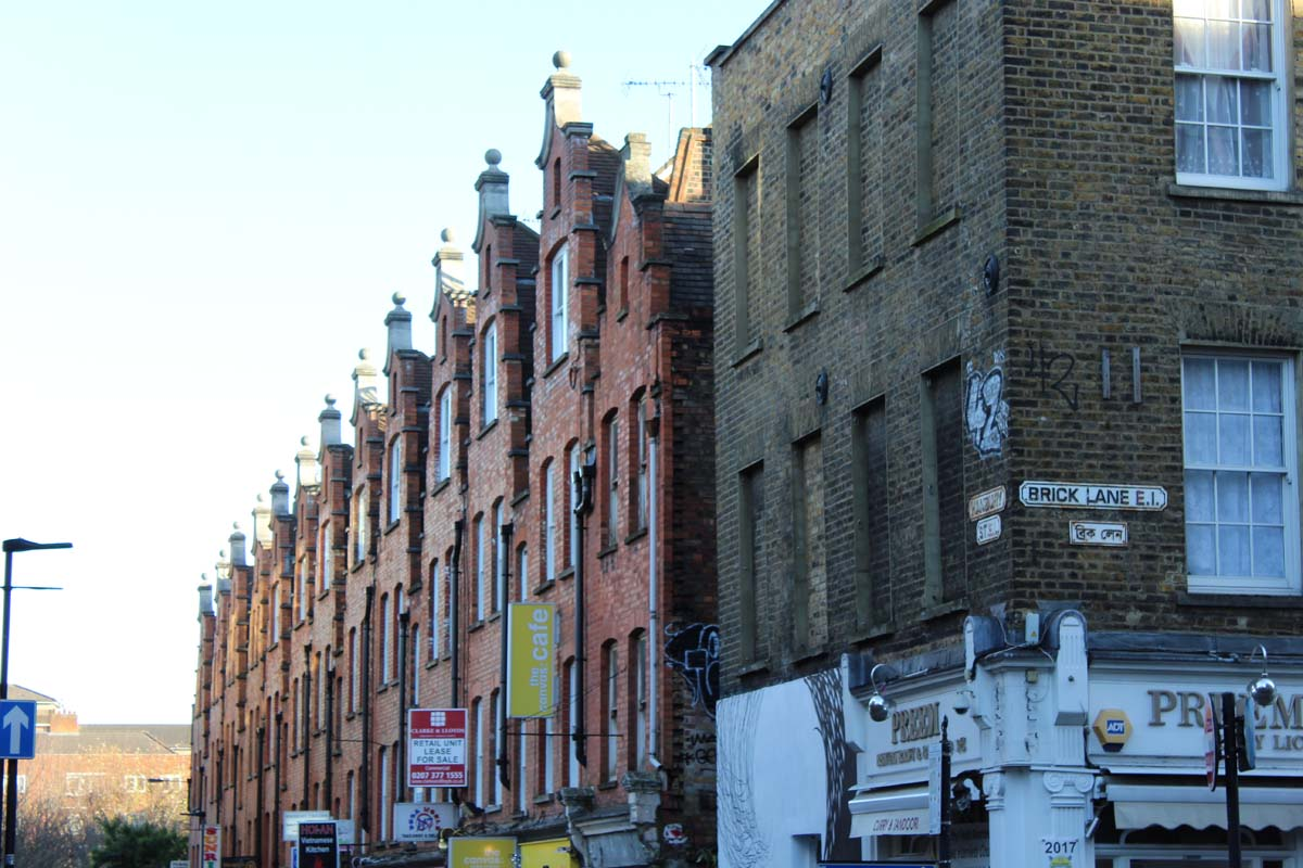 Das Londoner Eastend