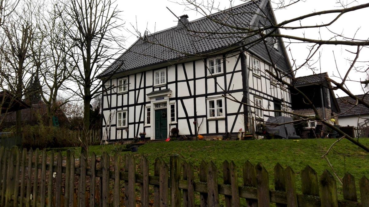 Mühlenweg Fachwerkhaus