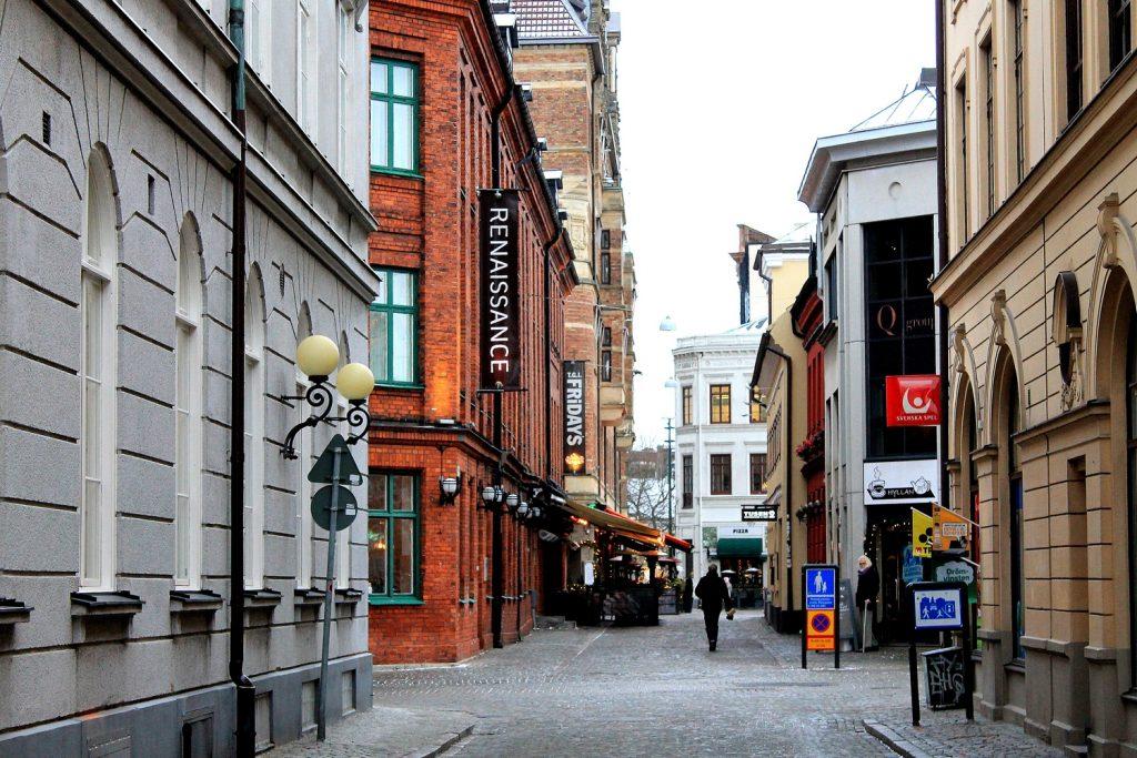 Malmö Sraße