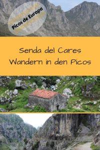 Die Picos de Europa und der Senda del Cares