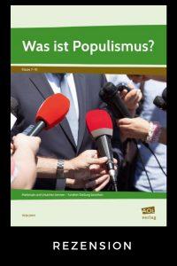 Rezension: Was ist Populismus?