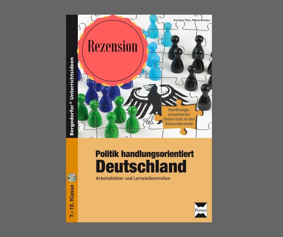 Rezension: Politik handlungsorientiert Deutschland 1