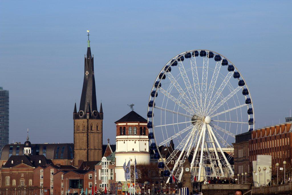Ich bin dann mal kurz in Düsseldorf - Dem Vorurteil auf der Spur 4