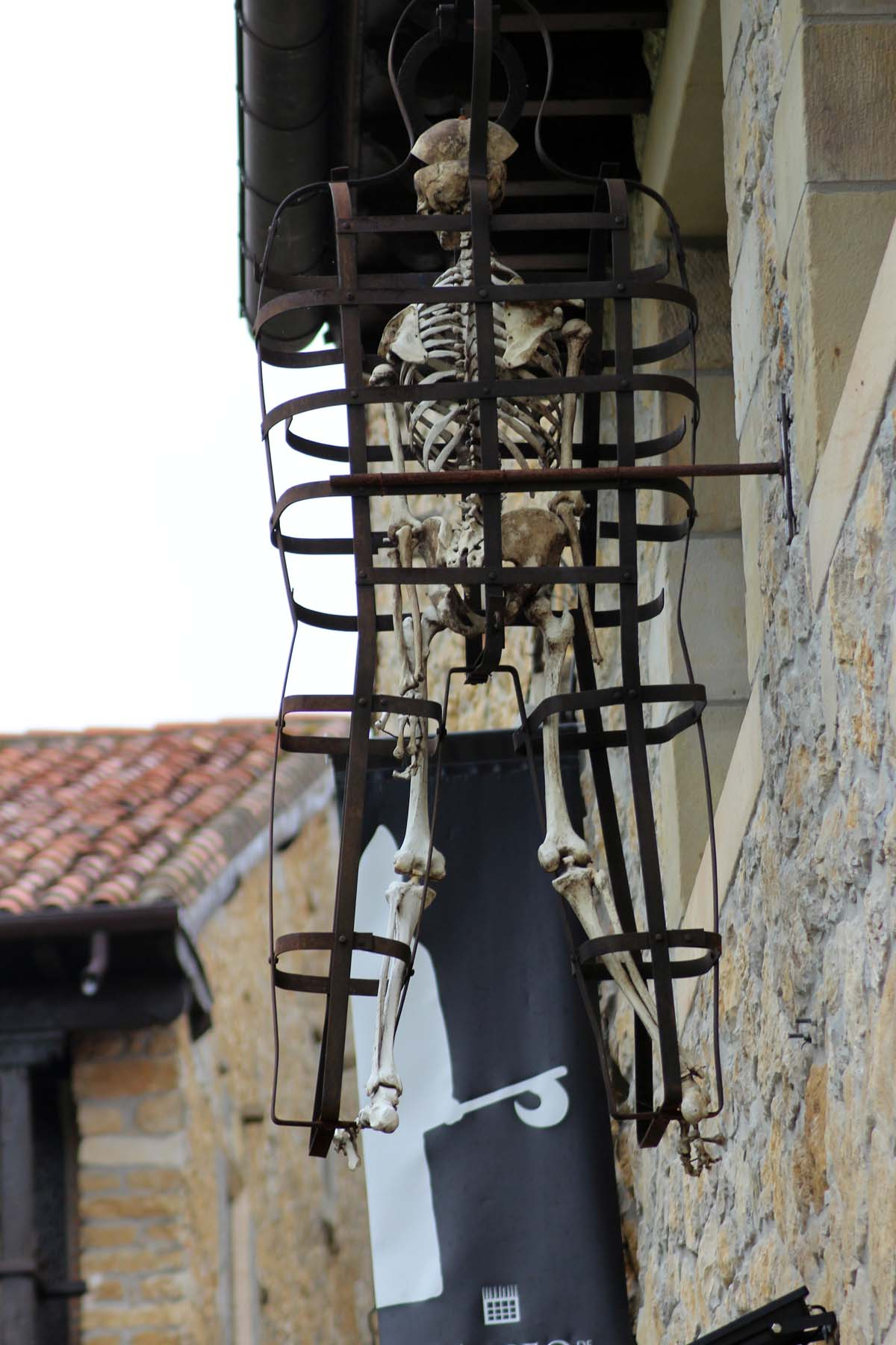 Santanilla Museum der Inquisition