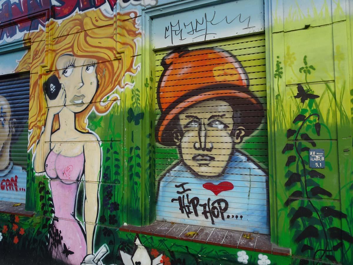 Schanzenviertel Hamburg Street Art 2