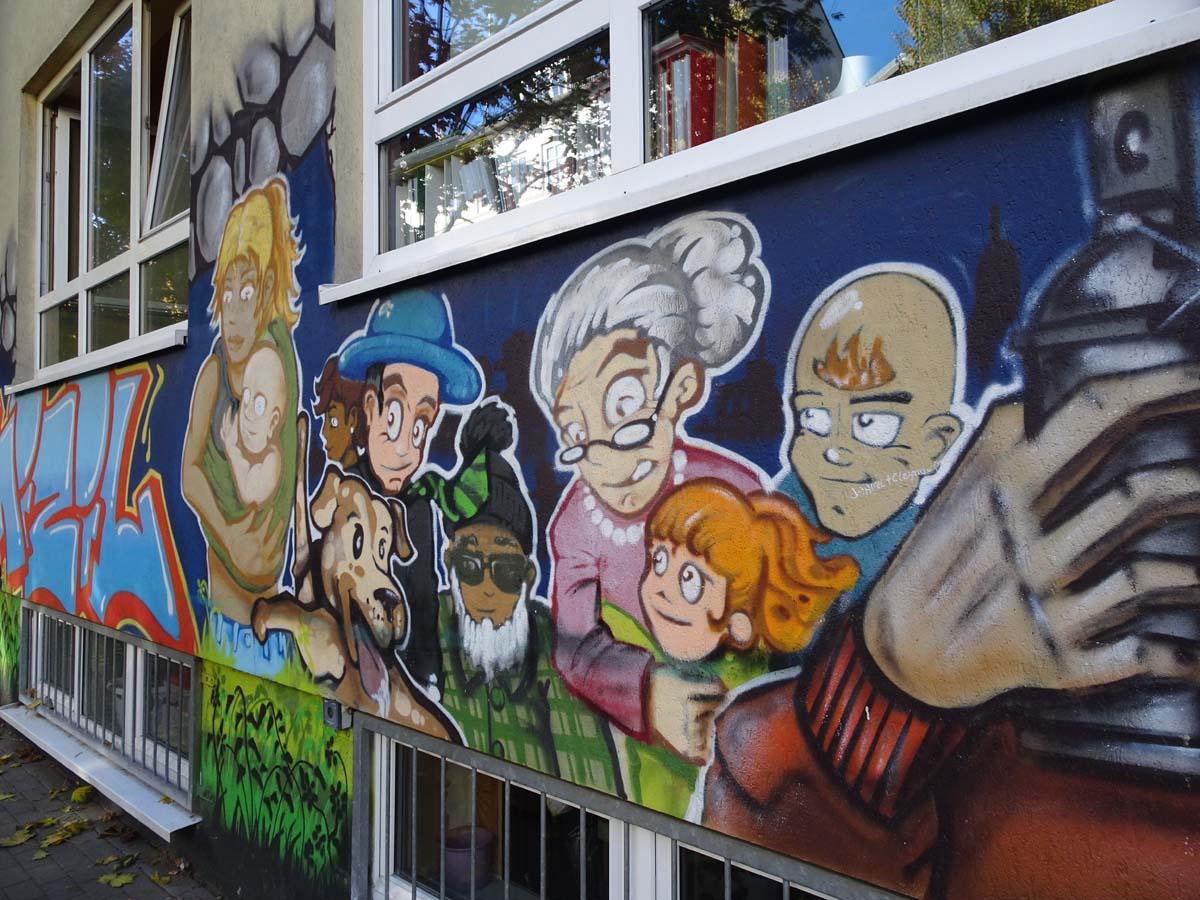 Schanzenviertel Hamburg Street Art 3