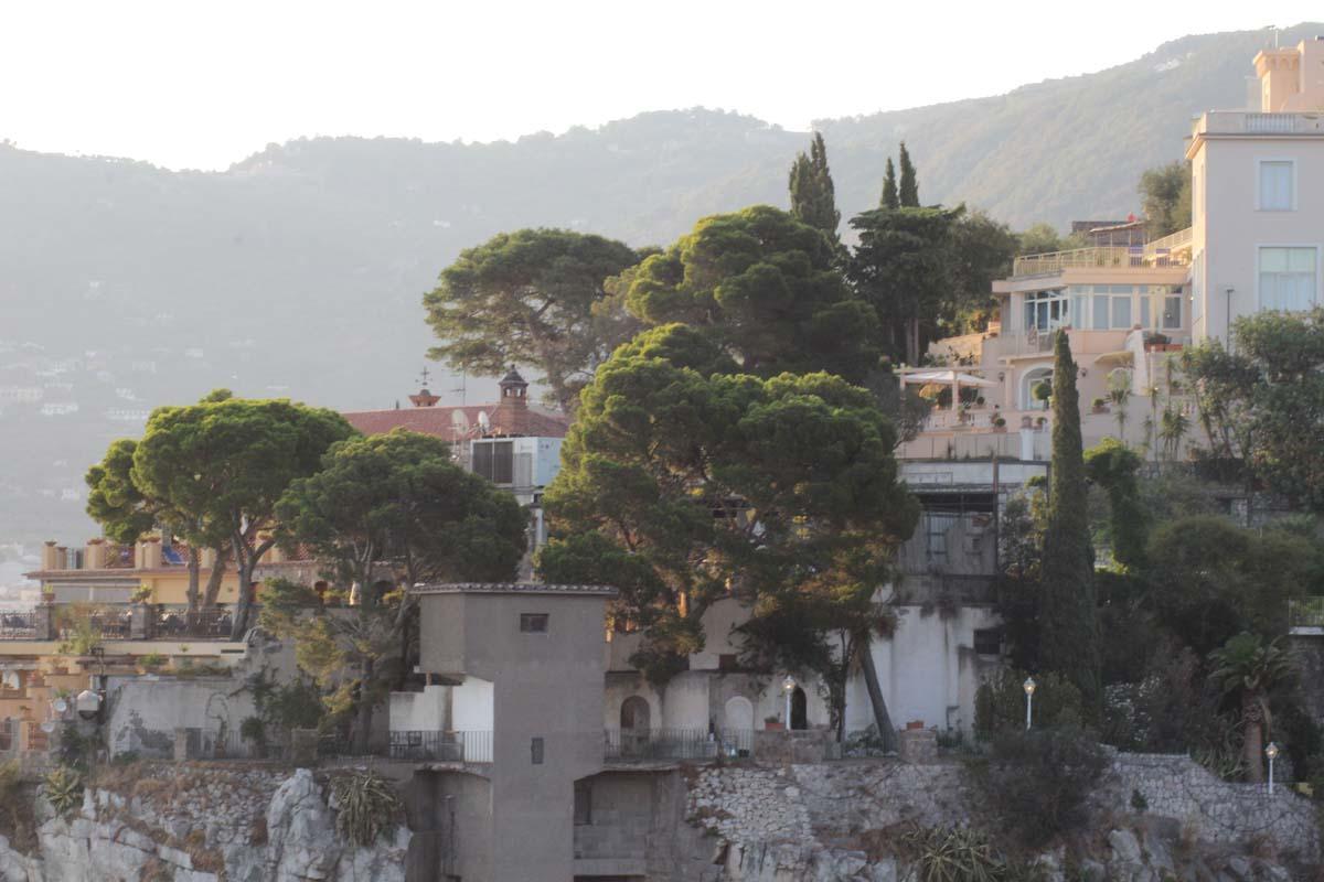 Mit dem Fahrrad kreuz und quer durch Italien - Die Amalfi Küste und der Golf von Neapel 13