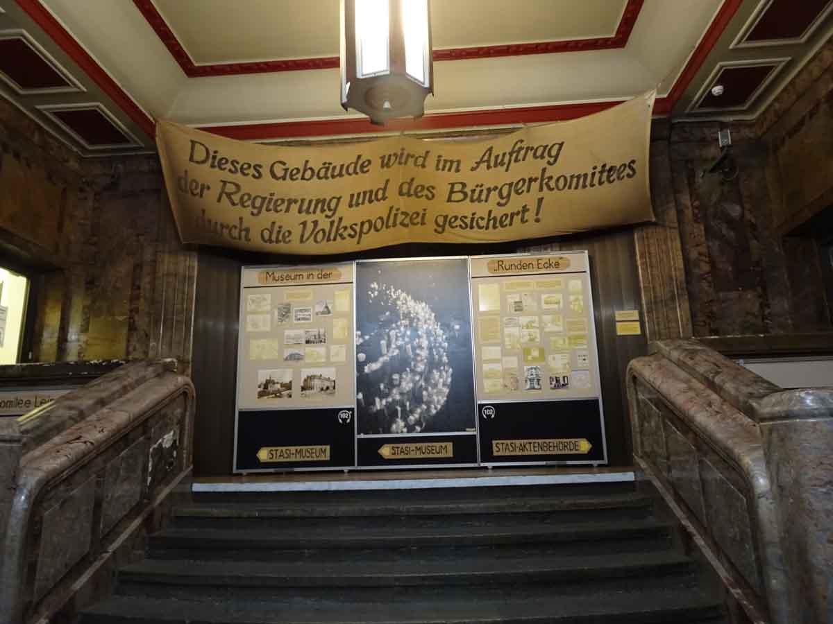 Stadtführung 30 Jahre friedliche Revolution in Leipzig 2
