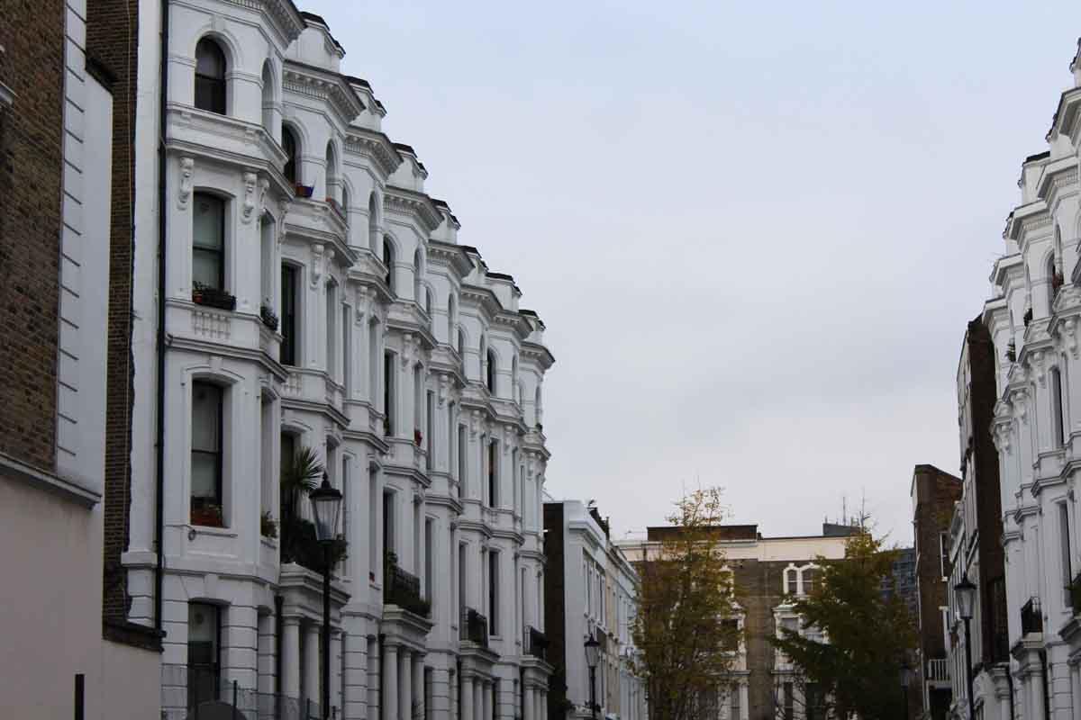 Stadthäuser Notting Hill