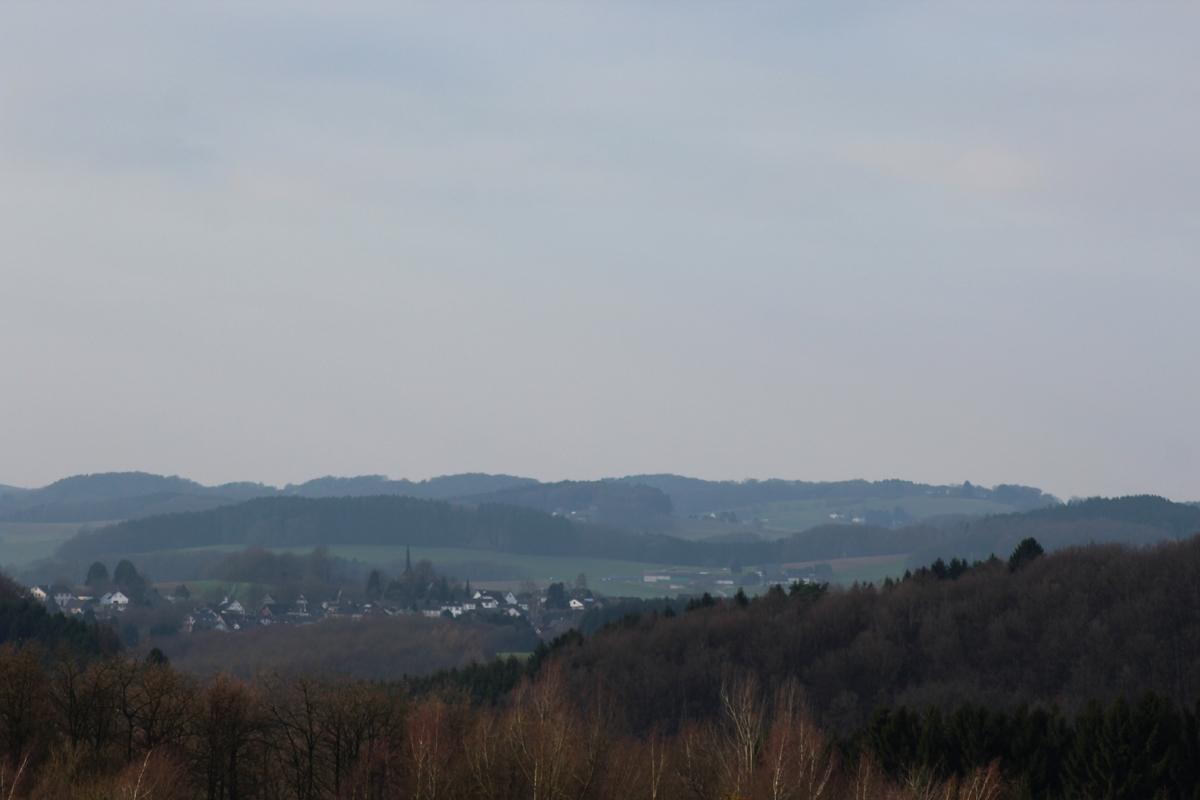 Steinhauerpfad Aussicht