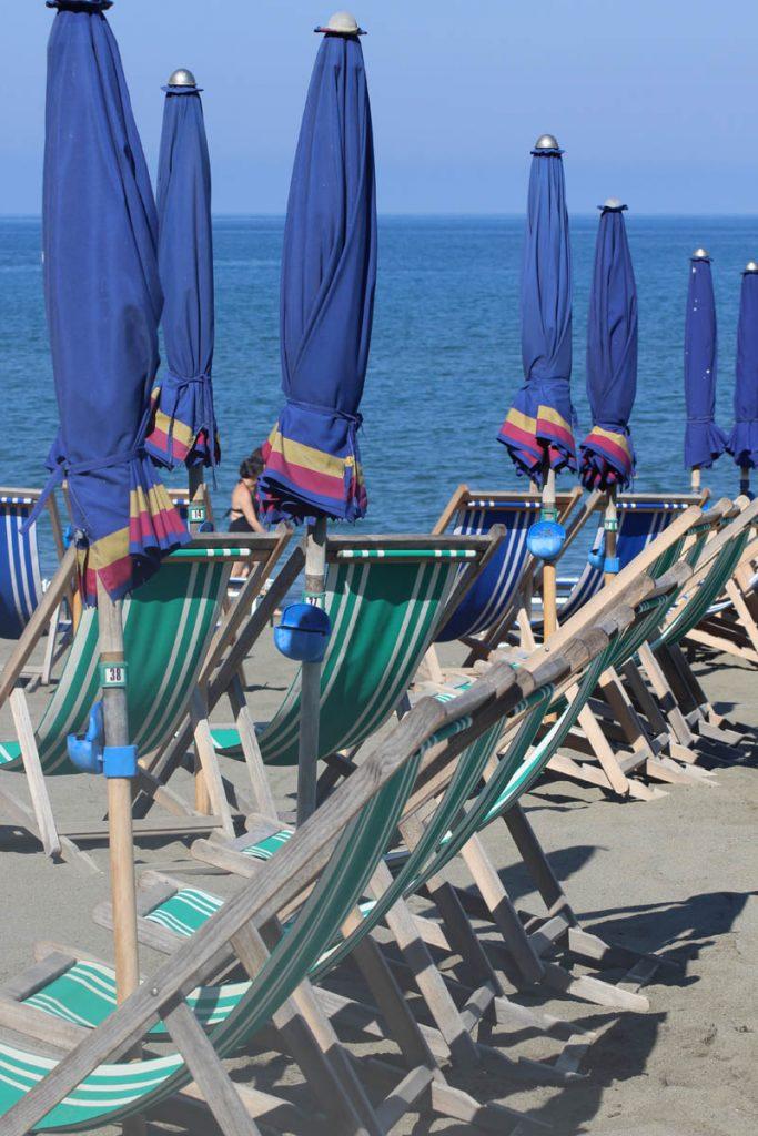 Von Mailand nach Pisa mit dem Rad Strandbad