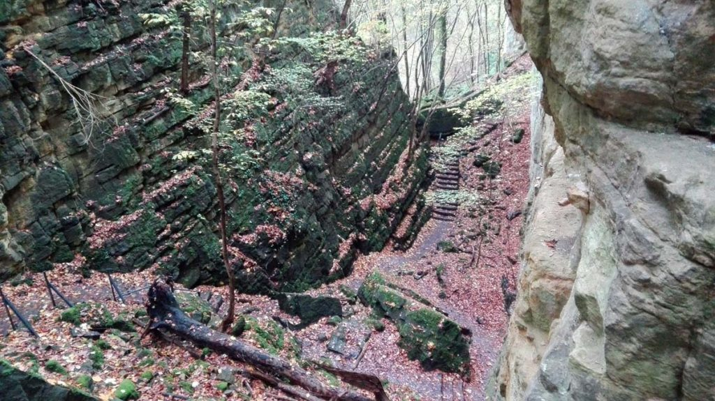 Stufen Mullerthal Trail