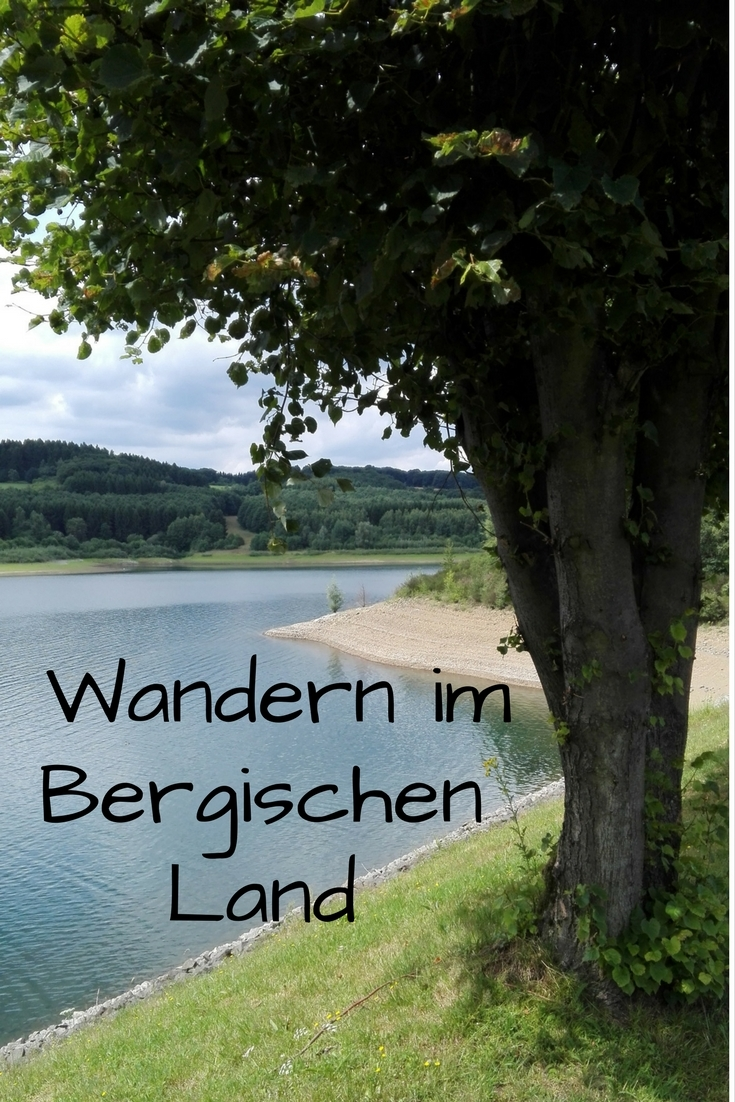 Wandern im Bergischen Land