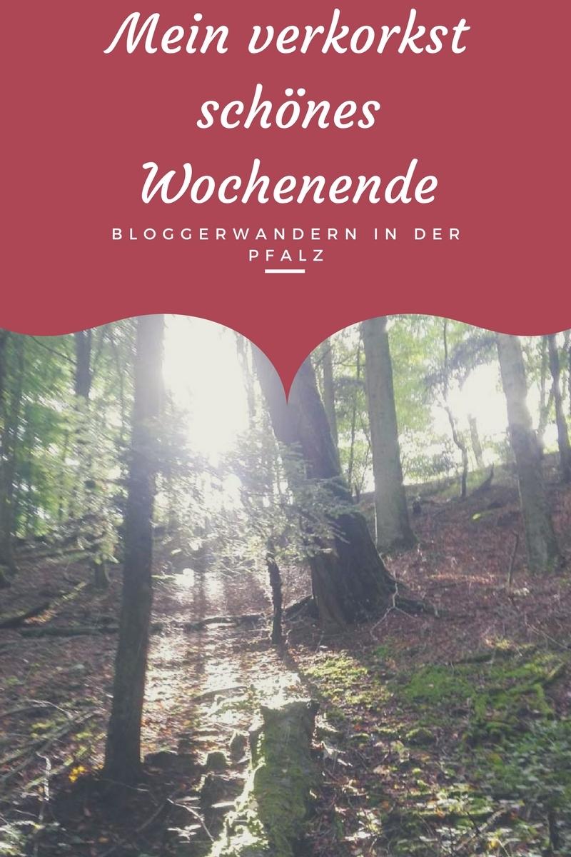 Bloggerwandern Pfalz