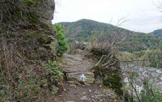 Wandern im Ahrtal – Die Überschreitung der Engelsley 2