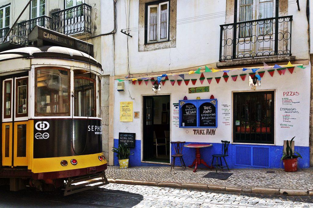 Lissabon Straße
