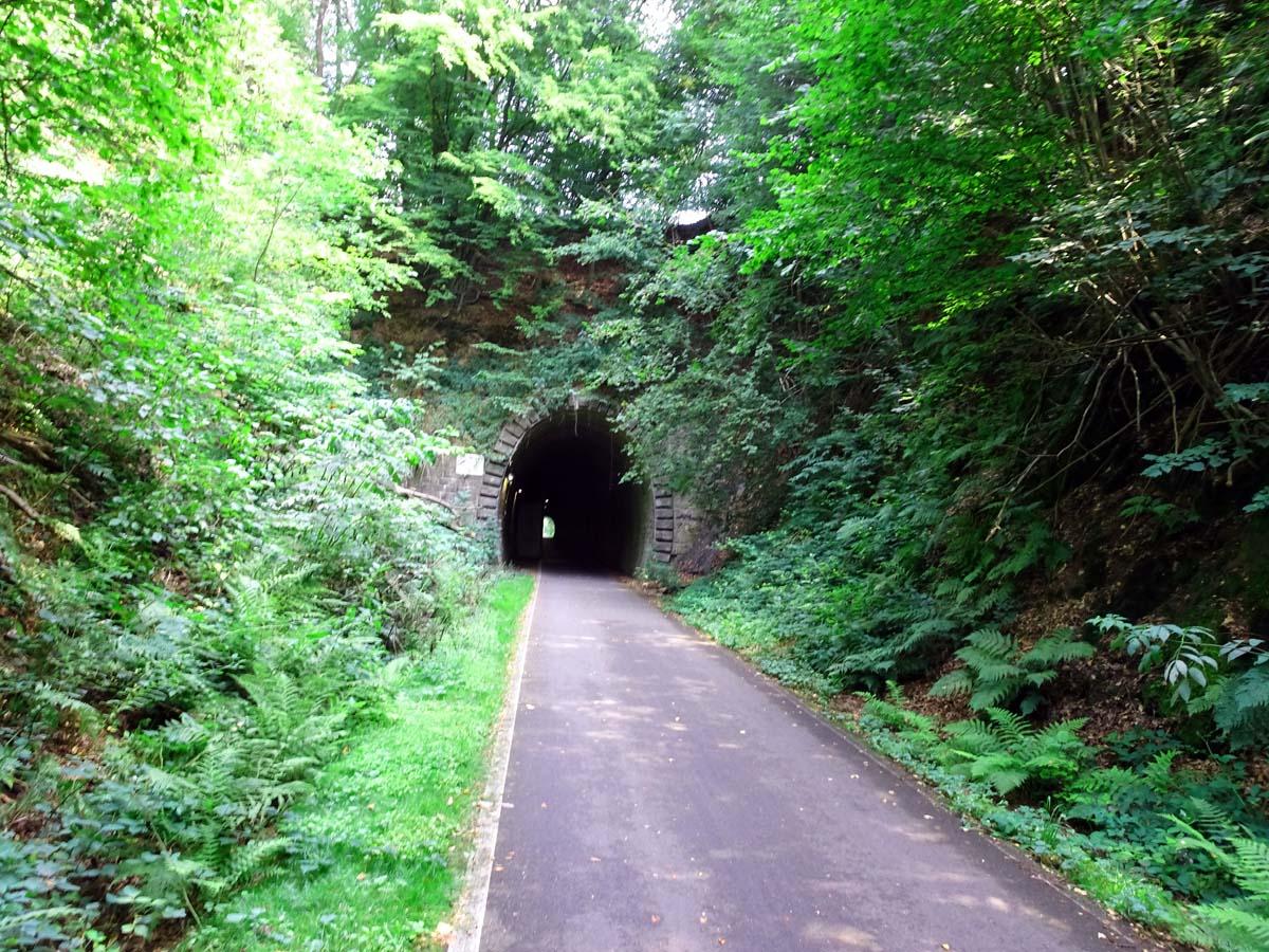 Radfahren im Bergischen Land: Entlang an Bahntrassen und Talsperren 4