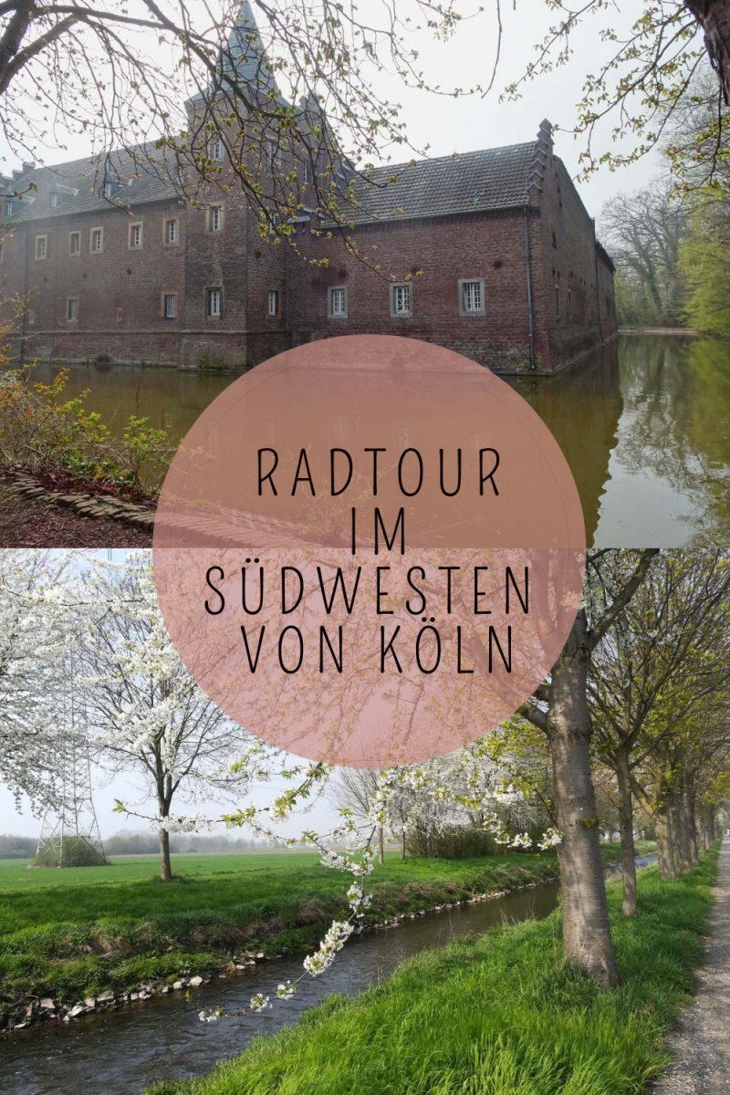 Radtour im Südwesten von Köln