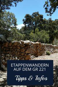 GR 221 Informationen und Tipps