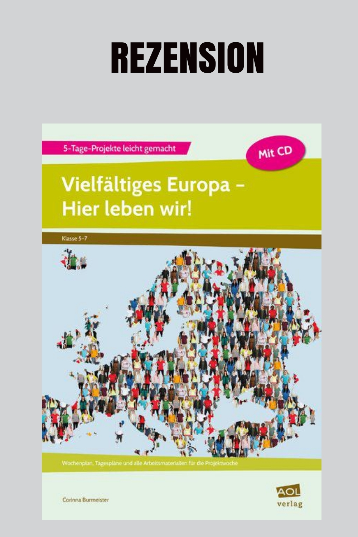 Unterrichtsmaterial Projektwoche Europa
