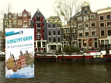Stadtabenteuer – Der etwas andere Amsterdam Städteführer (Rezension) 1