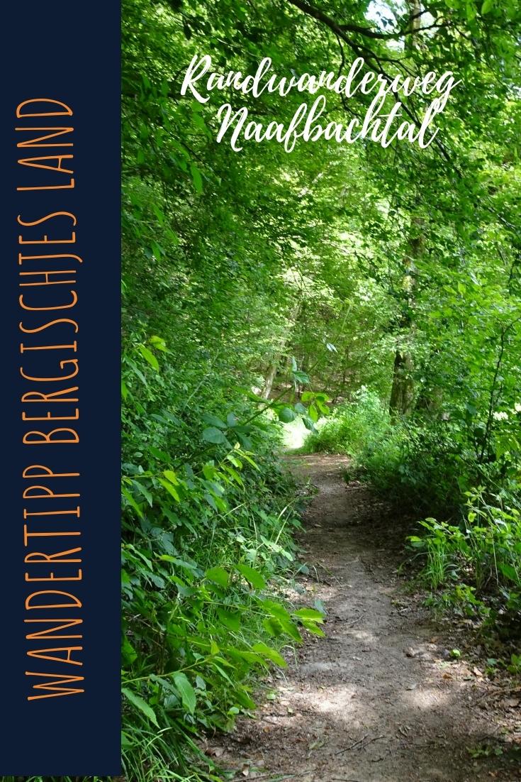 Wanderung bei Marialinden: Rundweg Naafbachtal