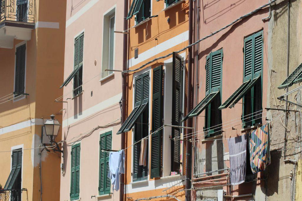 Von Mailand nach Pisa mit dem Rad Vernazza