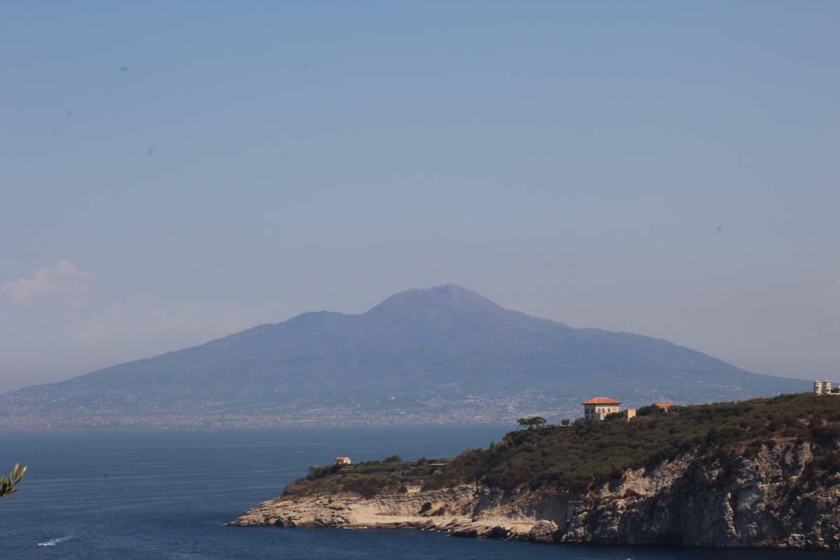 Mit dem Fahrrad kreuz und quer durch Italien - Die Amalfi Küste und der Golf von Neapel 12