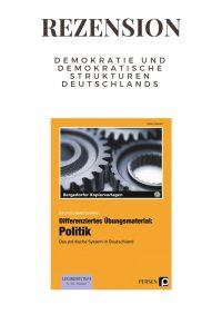 Rezension: Differenziertes Übungsmaterial: Das politische System in Deutschland