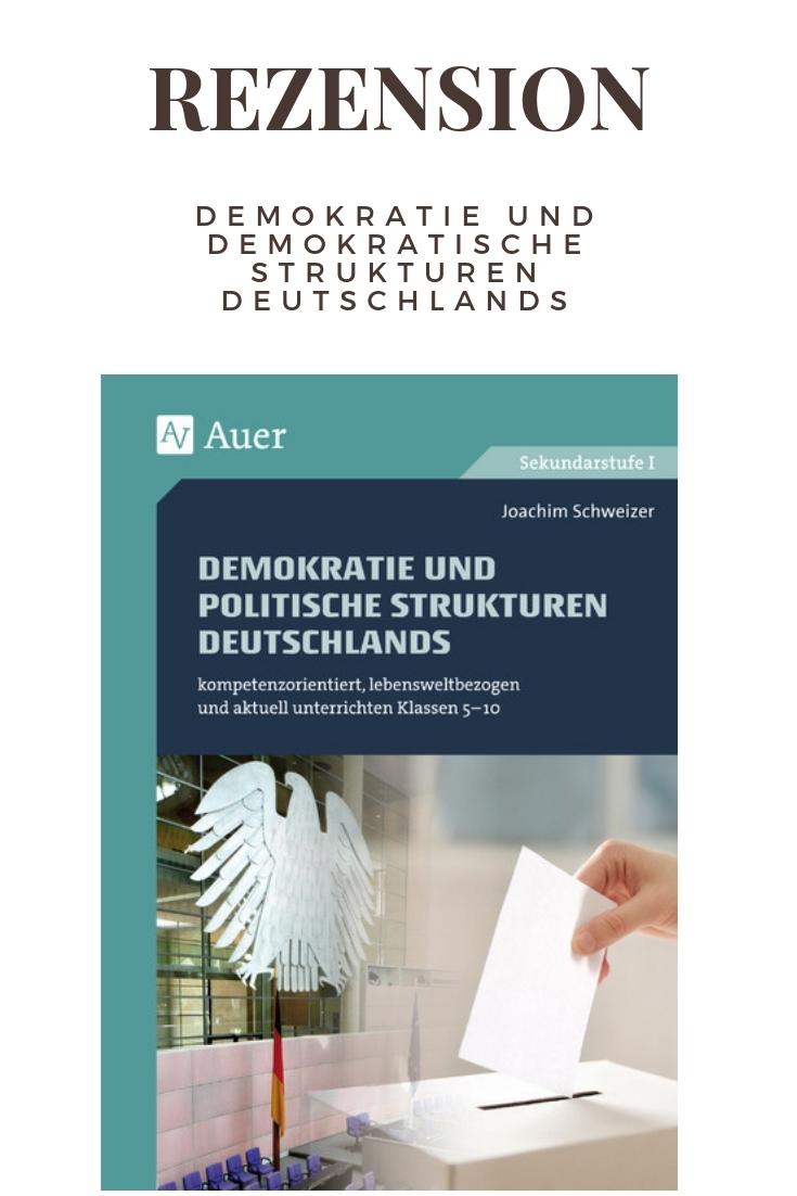 rezension Demokratie und demokratische Strukturen