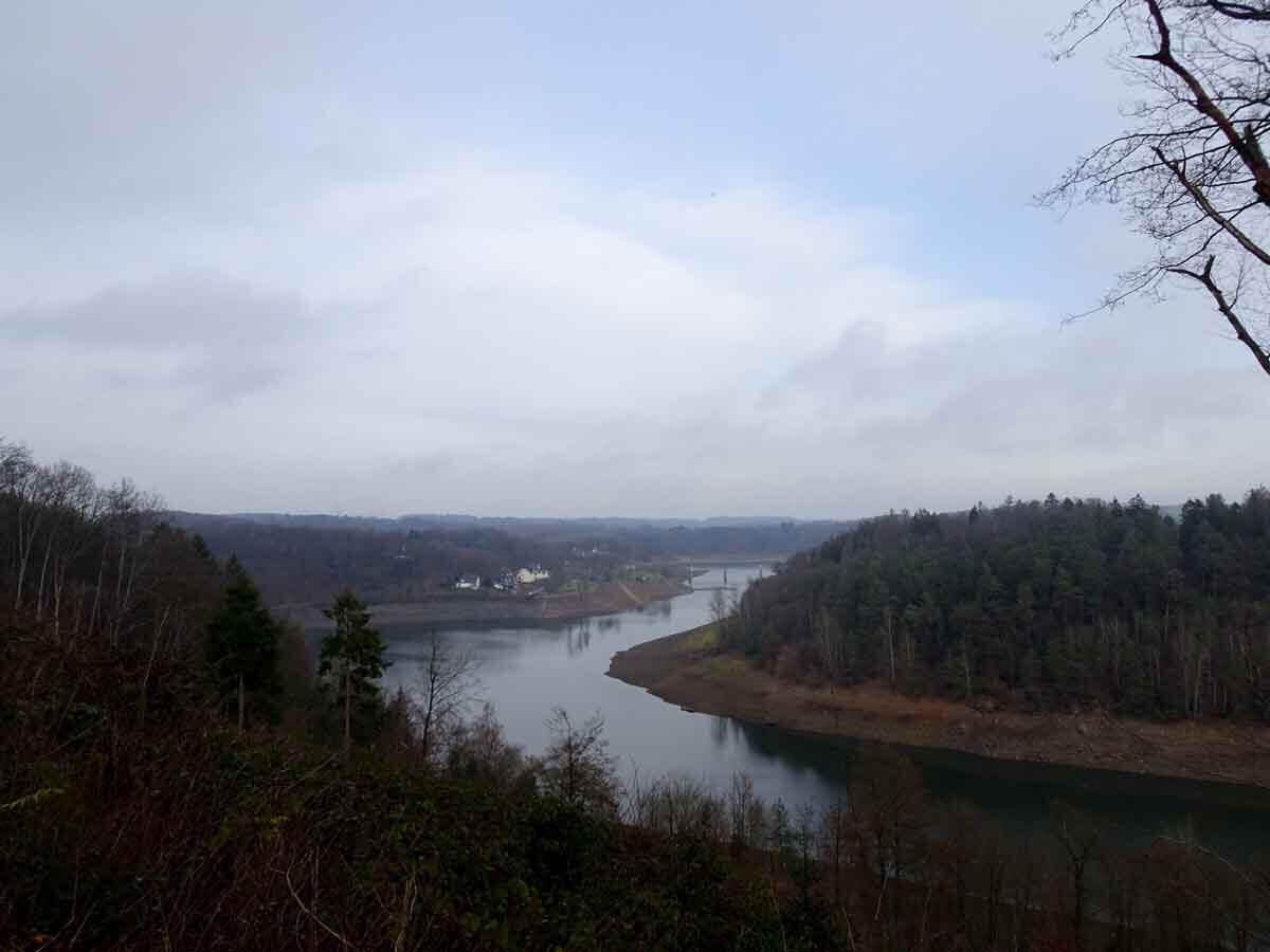 Rundweg Wuppersee
