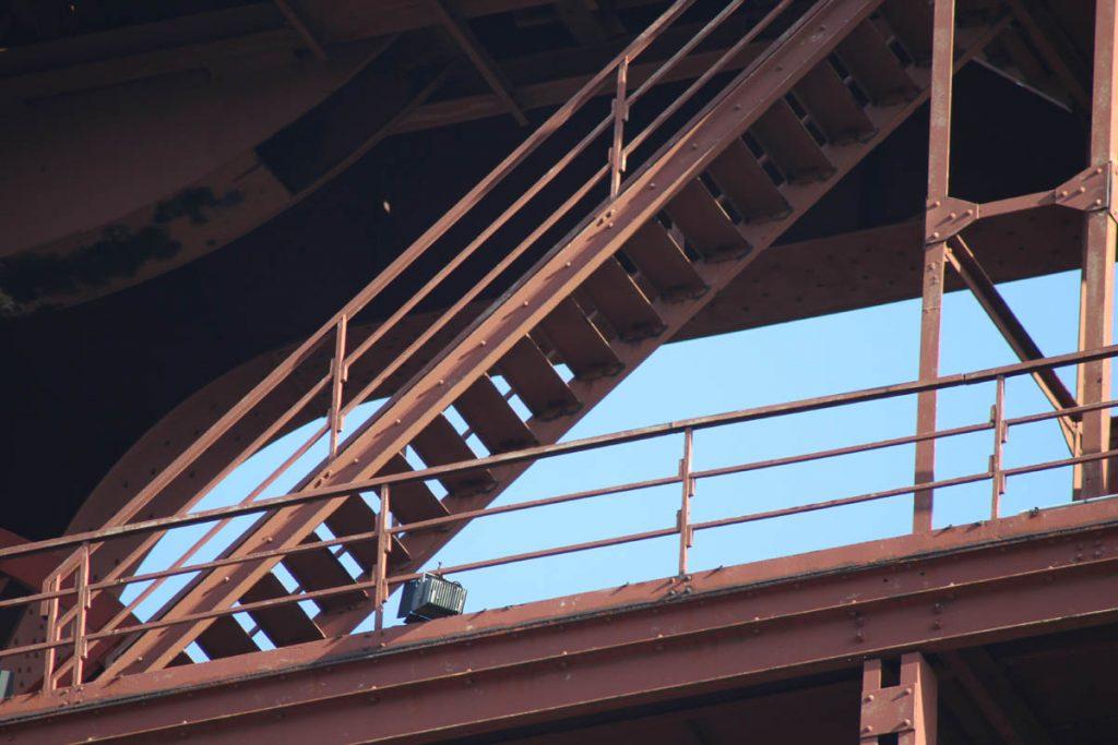 Zeche Zollverein Treppe