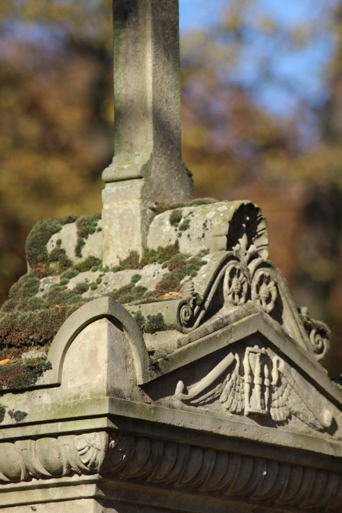 Grab Melatenfriedkof Köln