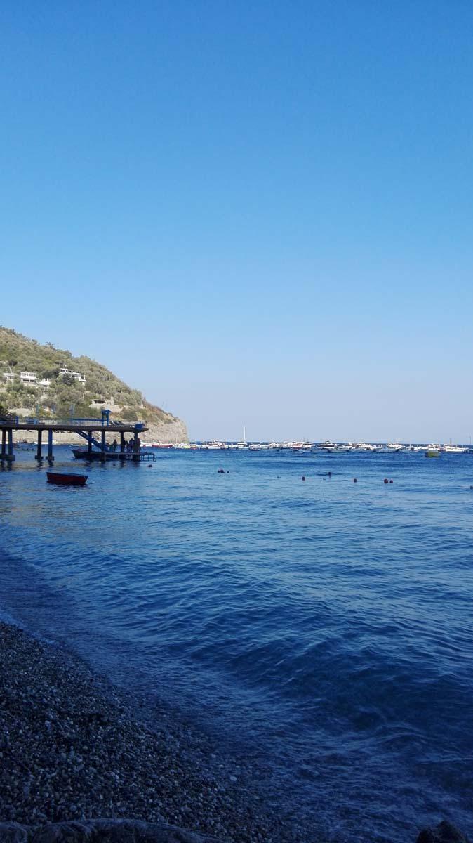 Mit dem Fahrrad kreuz und quer durch Italien - Die Amalfi Küste und der Golf von Neapel 10