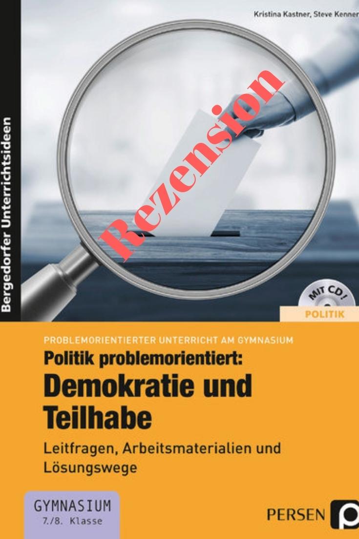 Demokratie und Teilhabe- Eine Rezension